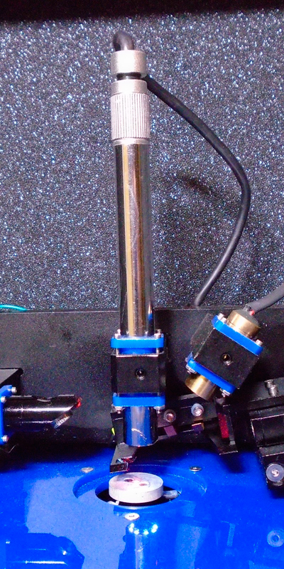 Adjustable Focus Video Microscope